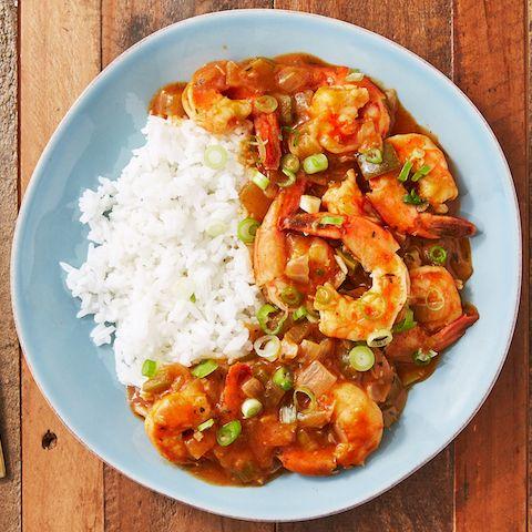 Dish, Food, Cuisine, Ingredient, Produce, Recipe, Jalfrezi, Cacciatore, Étouffée, Jasmine rice,