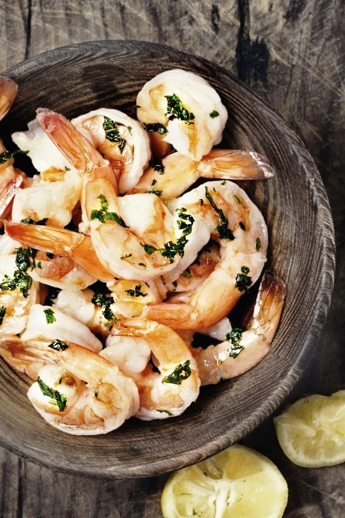 Low Calorie Foods - Shrimp