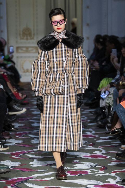 best coats london fashion week aw20