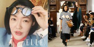 LOEWE, 小S, 小S在巴黎, 巴黎時裝週, 時尚秀, 時尚秀線上看, 直播