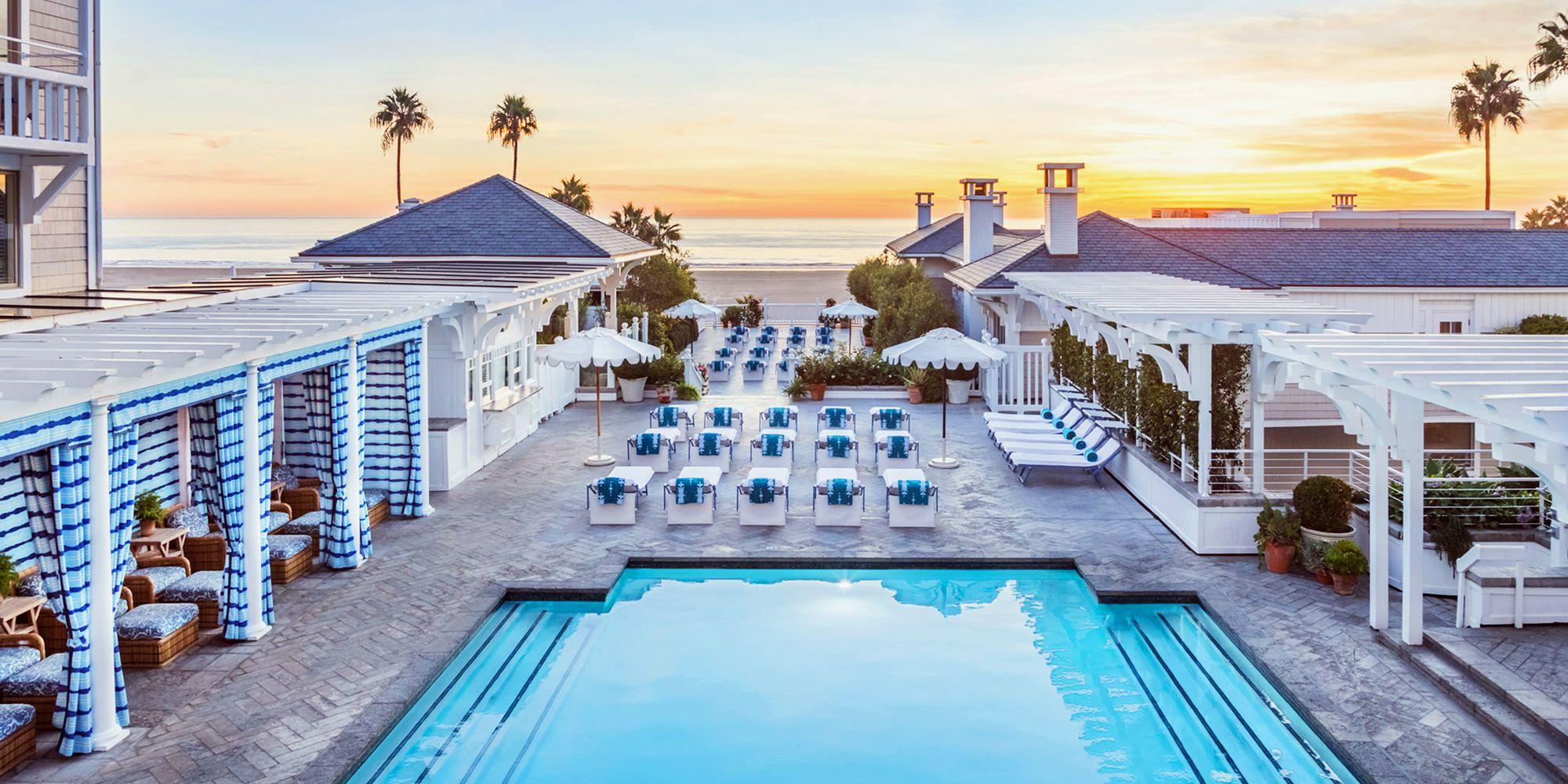 Shutters on the Beach — Santa Monica, California