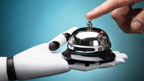 Hoe lang nog voordat een robot je helpt bij het huidhouden?
