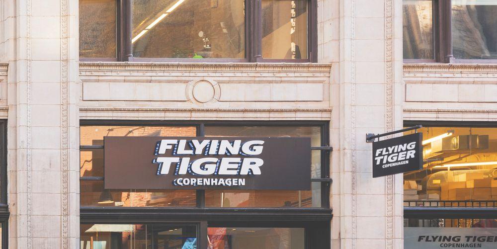 Fan Van Flying Tiger Vandaag Zijn Alle Producten Maar 1 Euro