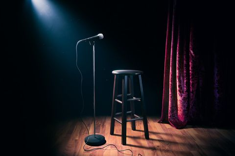 Light, Stage, Lighting, Darkness, Performance, Still life photography, Music venue, Furniture, Photography, Magenta,