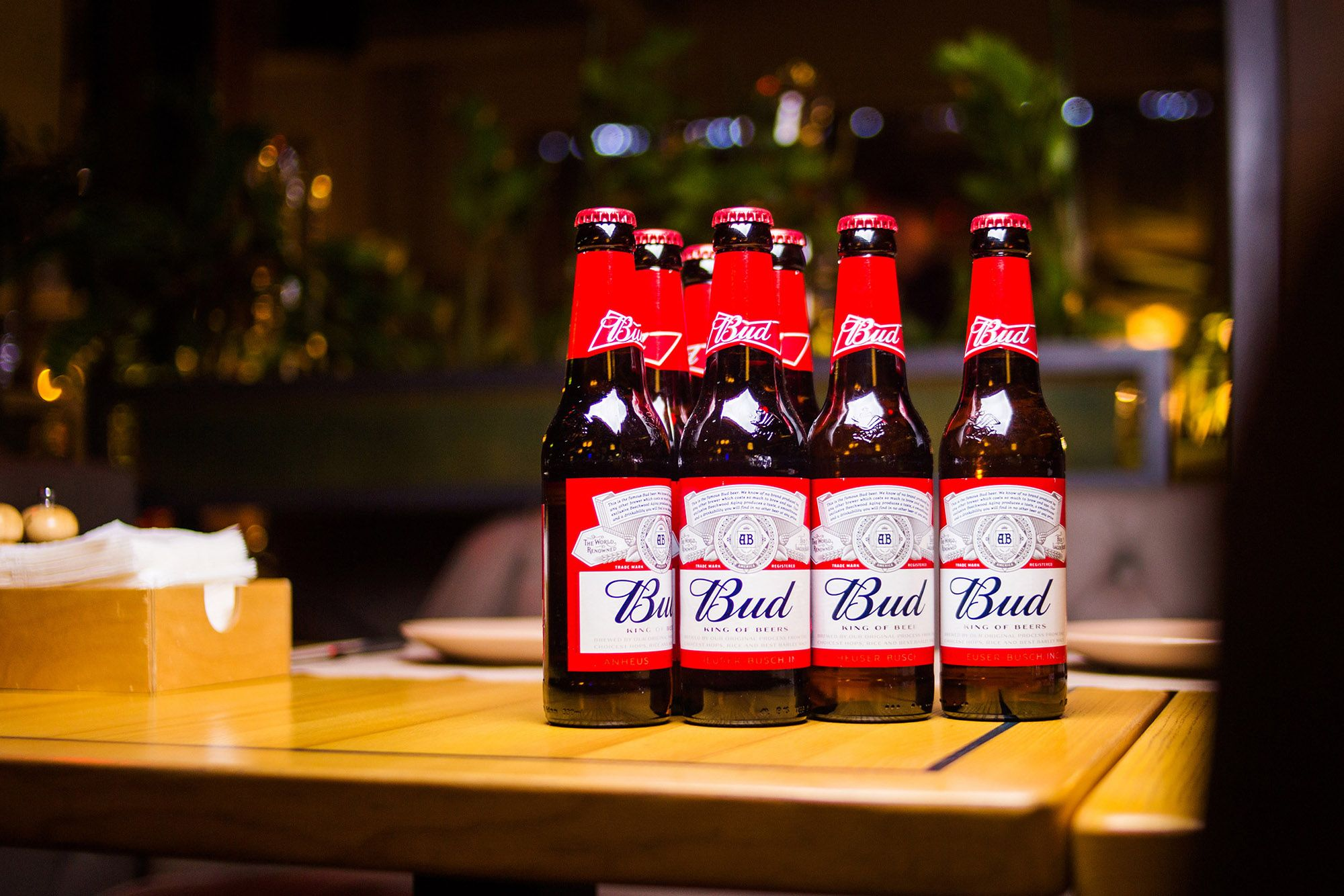 The Maker Of Budweiser Just Partnered With A Marijuana Company To