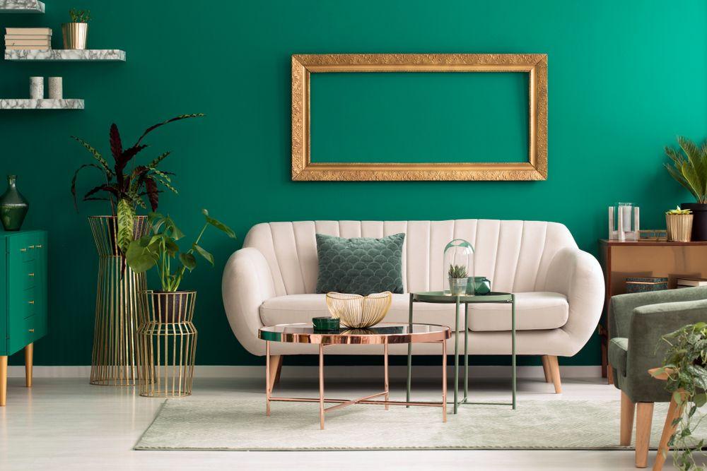 Kleuren In Interieur : De interieur kleuren van dit zijn de mooiste trends van dit jaar