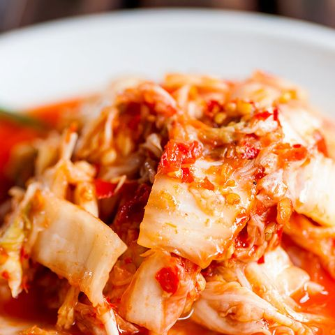 kimchi for yeast infections