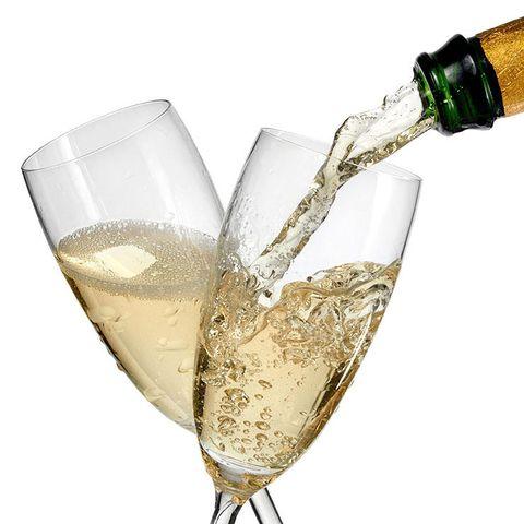 champagne spritzer