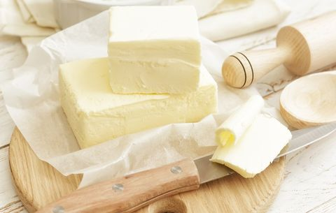 Stick of butter for baking