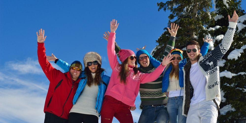 Nederlanders-op-wintersport