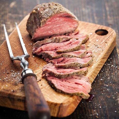 farmed beef