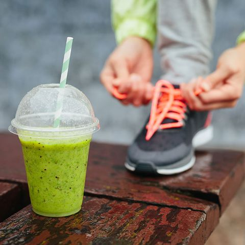 smoothie recipes for walkers