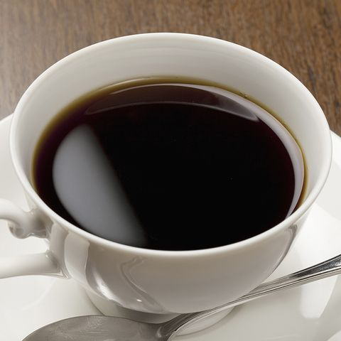 Drink coffee black