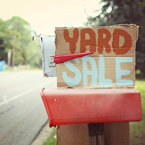 toxic yard sale items