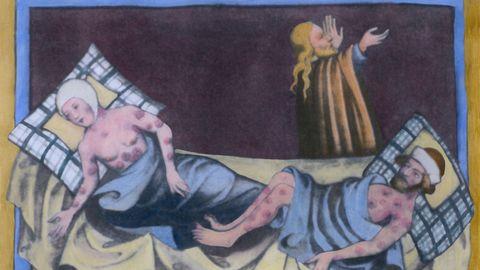 Ziek worden in de middeleeuwen