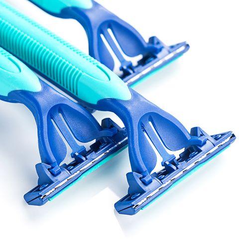 overuse disposable razor