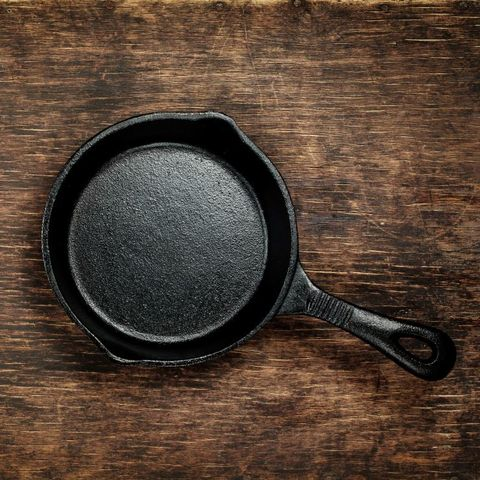 Season cast iron