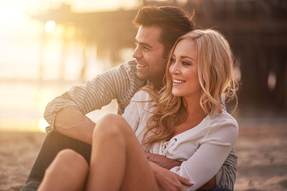 Maagd man dating een vrouw vissen