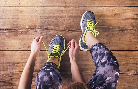 running is convenient