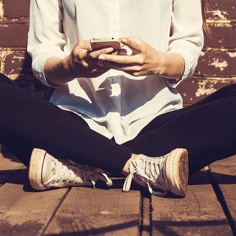 minimal texting