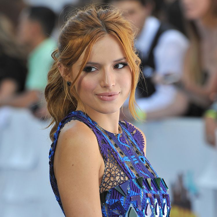 "Bella Thorne The Disney star is no stranger to red carpets…and the scrutiny that comes with them. ""I remember the first time I started to get acne, I started to see all these little bumps under my skin, and it just made me feel very insecure every time someone would look to me or talk to me,"" the Neutrogena Ambassador shared in a video for the brand ."