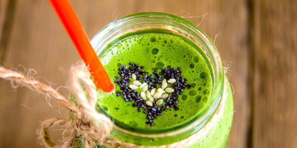 10 Smoothie Add-Ins That Fight Chronic Inflammation