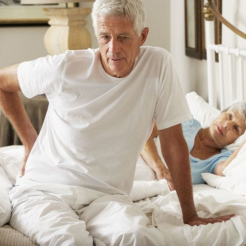 Bed rest and back pain