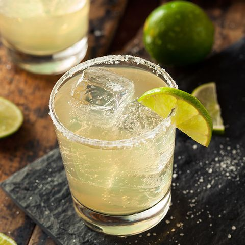 Skip the margarita