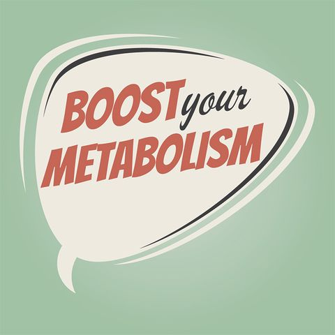 how nutritionists boost metabolism