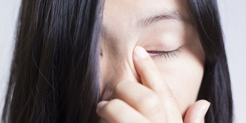 what your eye gunk says about your health