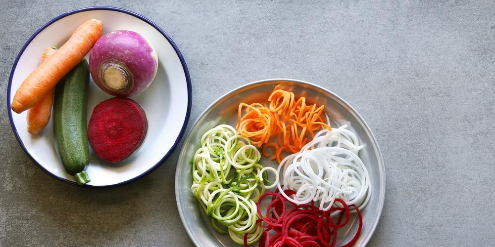 Best Foods To Spiralize