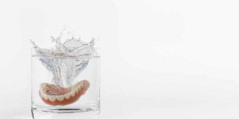 aging teeth