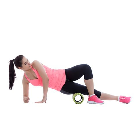 Foam roller moves