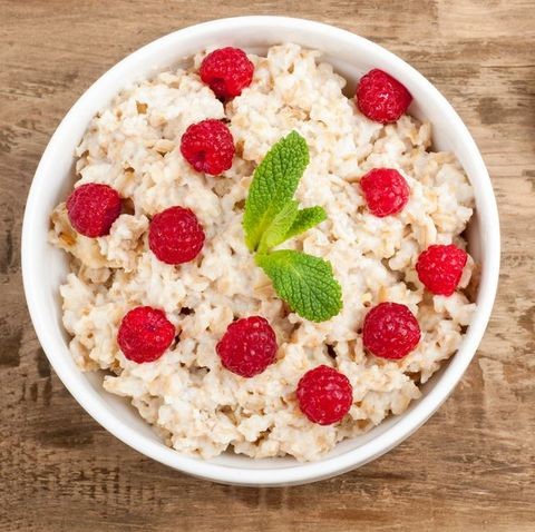 Egg white oats