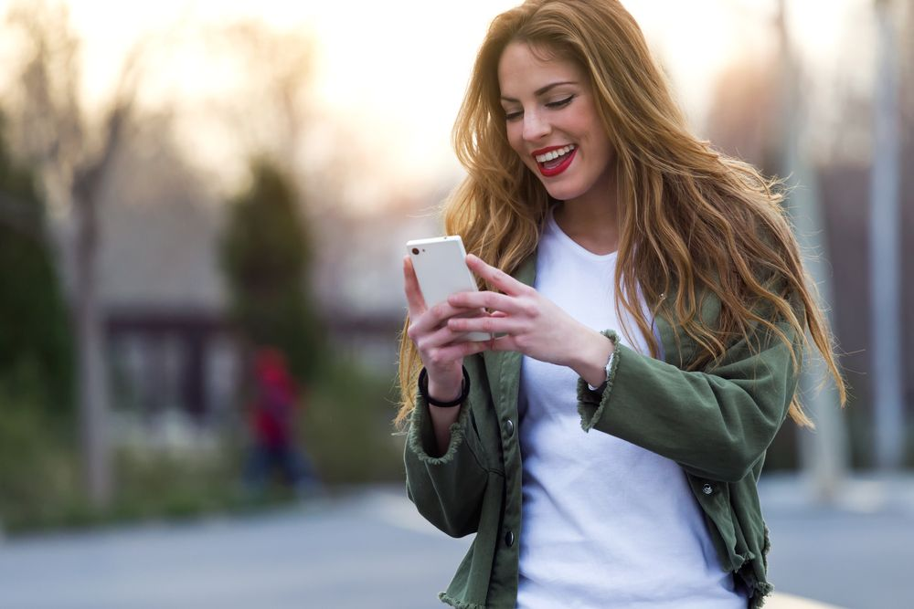 Dating SMS voor vriendin
