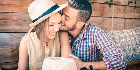 Photograph, Interaction, Headgear, Love, Hat, Vacation, Happy, Photography, Honeymoon, Smile,