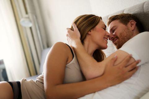 Romance, Love, Interaction, Forehead, Hug, Room, Happy, Comfort, Photography, Gesture,