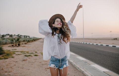 White, Photograph, Clothing, Beauty, Shoulder, Fashion, Street fashion, Denim, Joint, Jeans,