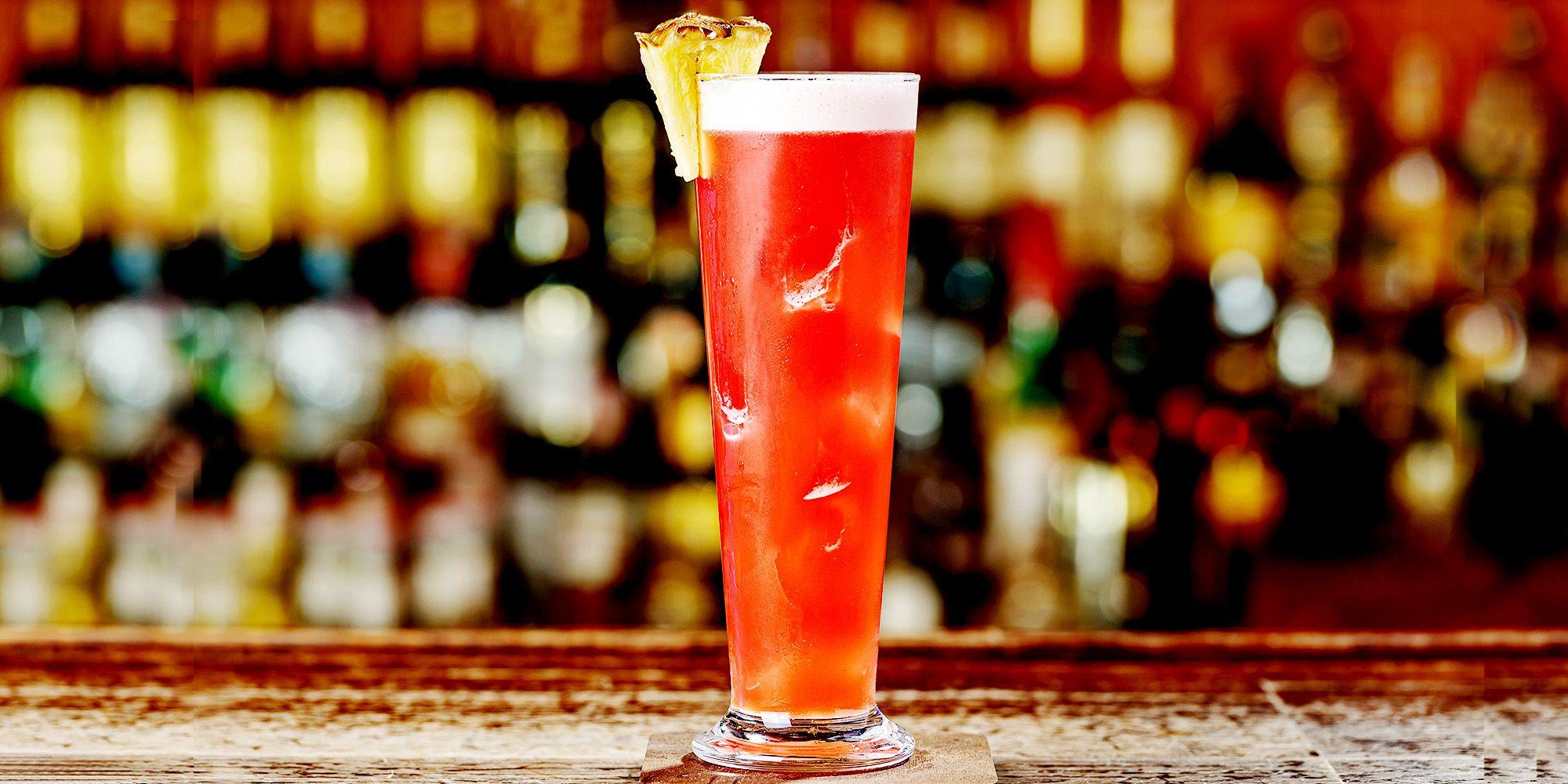 Cocktail zombie iba