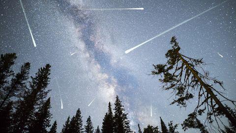 Een meteoor is geen vallende ster