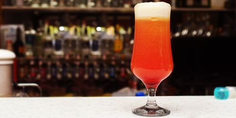How To Make Sloe Gin >> How To Make A Sloe Gin Fizz