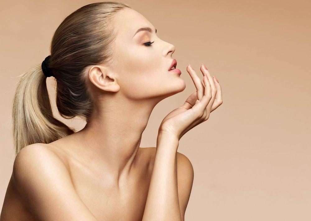 mooie foundation voor oudere huid