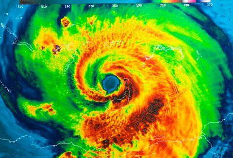 Kun je een orkaan stoppen met een atoombom?
