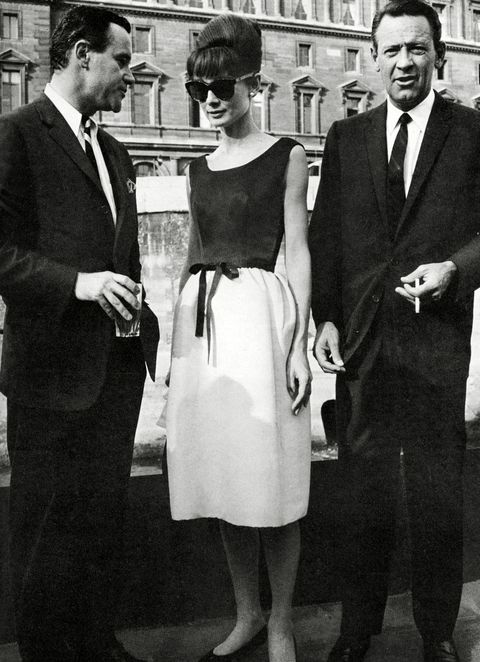Audrey Hepburn S Best Givenchy Style Moments