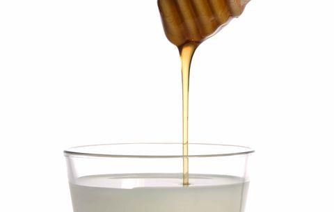 milk and honey for skin