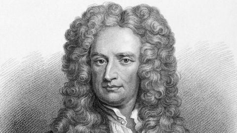 Isaac Newton seks