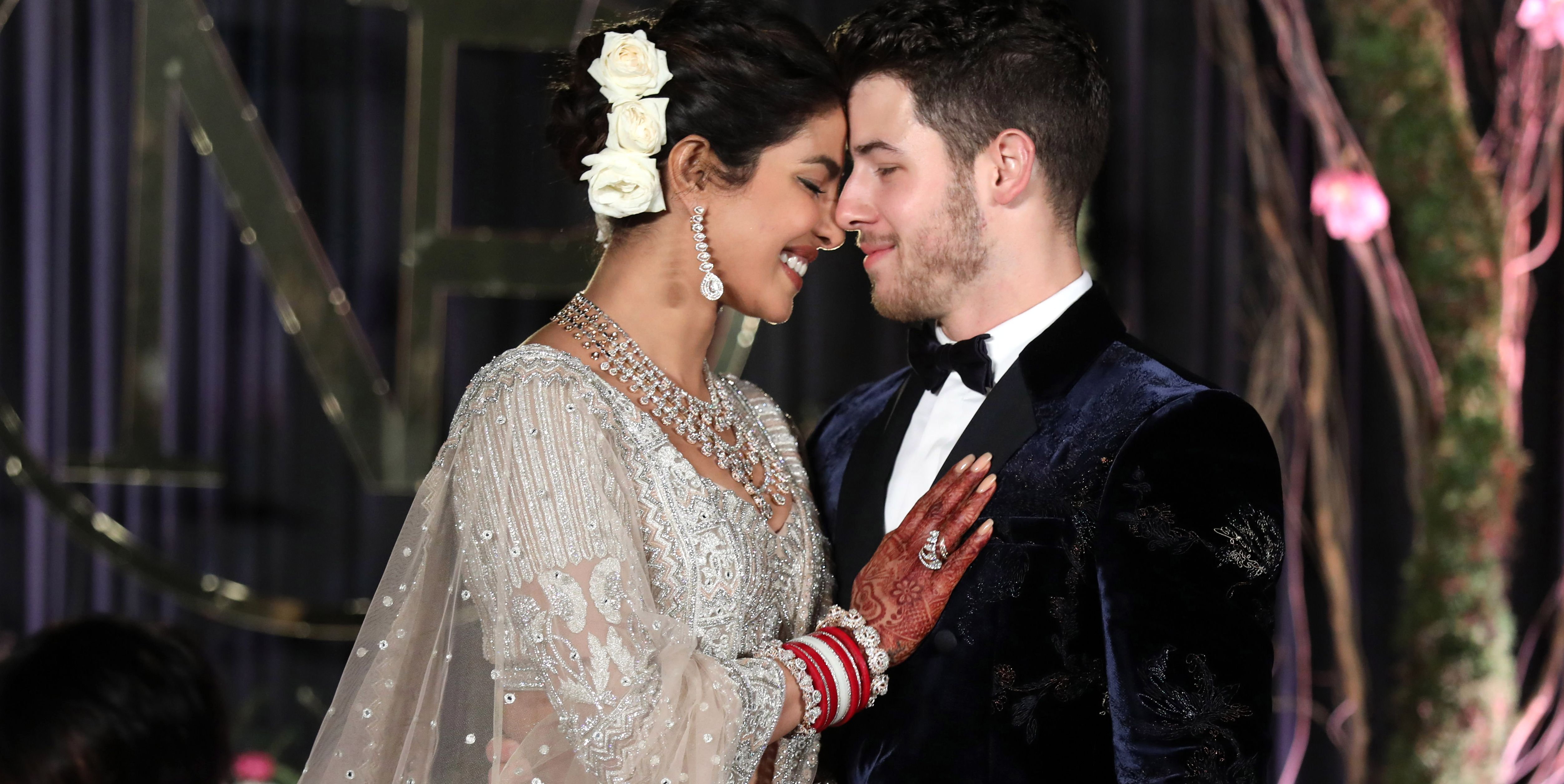 As an Indian Bride-to-Be, Seeing Priyanka Chopra and Nick Jonas Break Tradition Took My Wedding Stress Away