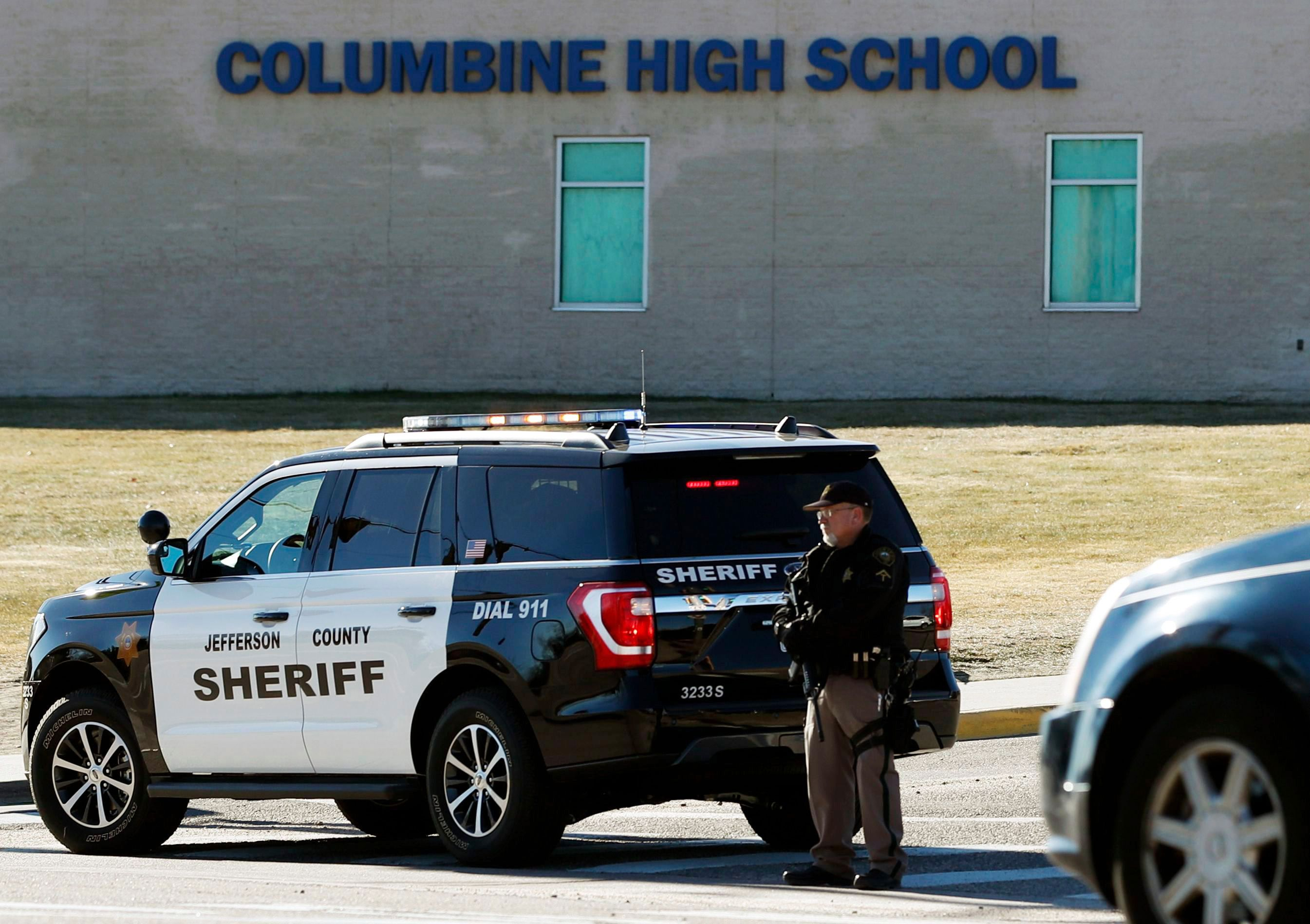 An 18-Year-Old Woman 'Infatuated' with Columbine Has Prompted an FBI Manhunt and School Closures