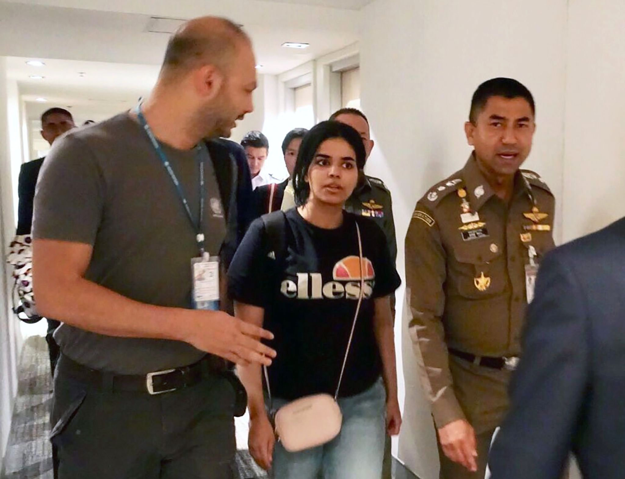 What to Know About Rahaf Mohammed al-Qunun, the Saudi Teen Fleeing Her Family