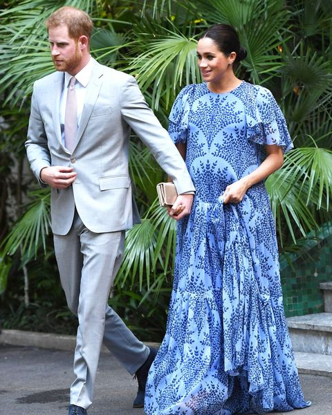 prince harry and meghan duchess of sussex visit to morocco   25 feb 2019